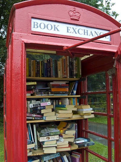 book exchange - kindness