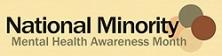 National minority Mental-health-awareness-month July