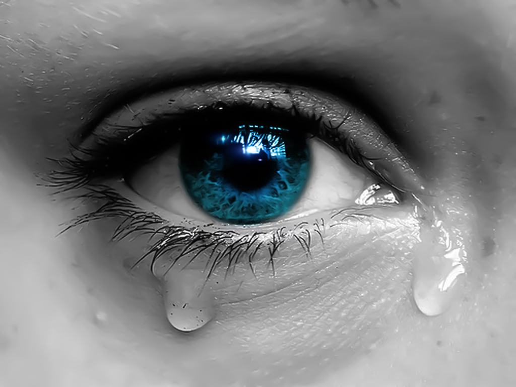 Crying is good for inner self!!
