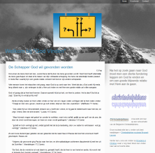 God vinden - Homepage 20160213