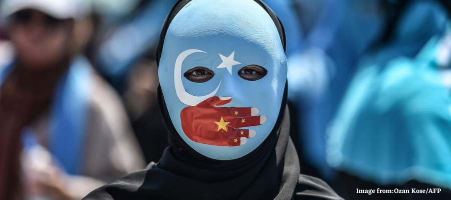 The Plight of Uighurs beyond the Great Wall