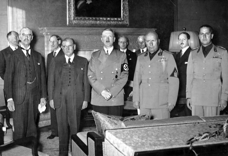 Hitler and Appeasement: Ideology or Opportunism?